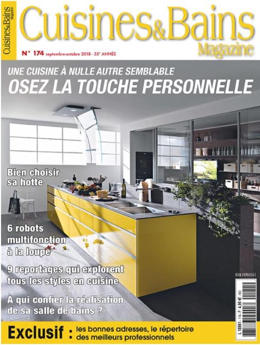 Azur Cuisines Recommande Par Le Magazine Cuisines Bains En